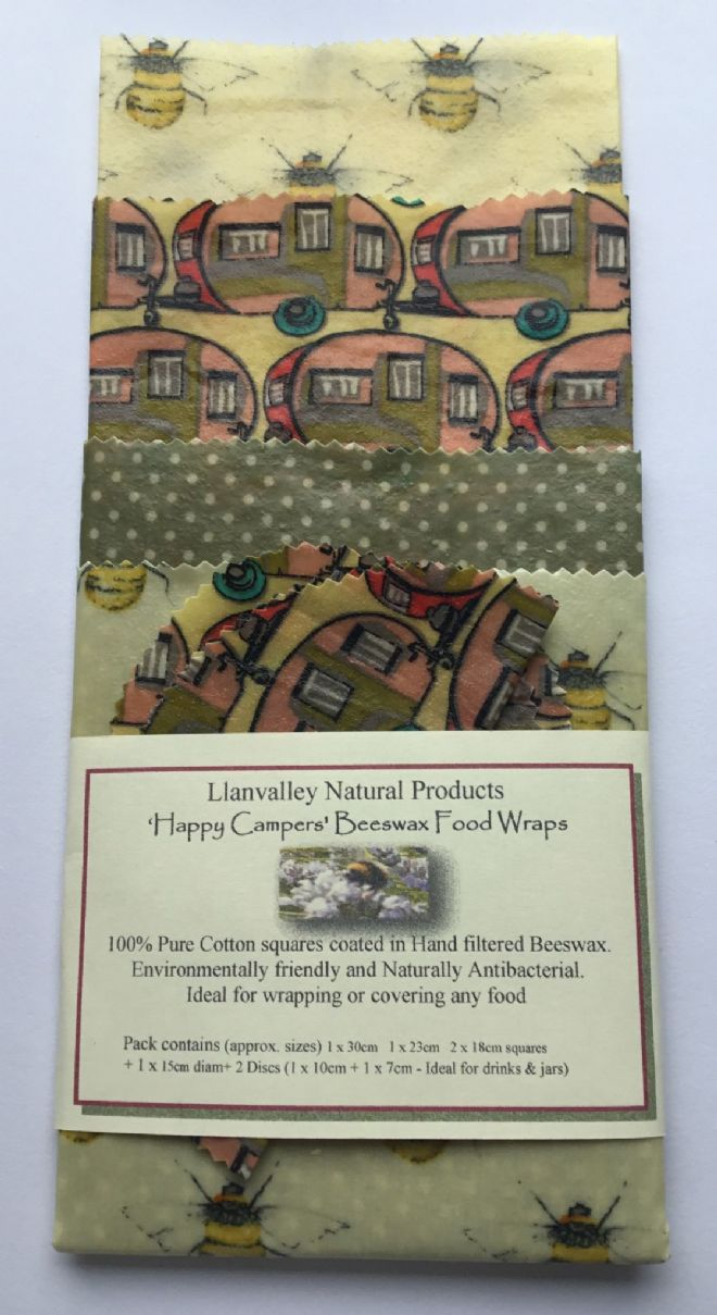 Beeswax Food Wraps Holidays 3